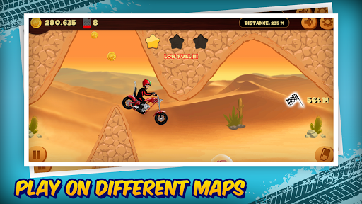 Road Draw 2: Moto Race for PC
