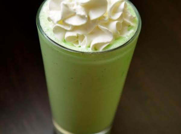 Mcdonald's Shamrock Shake Recipe