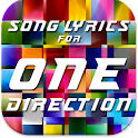 ONE DIRECTION Songs Lyrics 1D icon