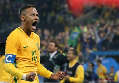 Workaholic Neymar wil heel de zomer gaan werken, als dat mag van PSG...