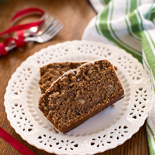 Chestnut Pound Cake.