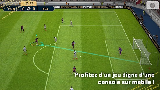 PES 2019 PRO EVOLUTION SOCCER Capture d'écran