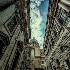 by Antonello Madau - City,  Street & Park  Neighborhoods