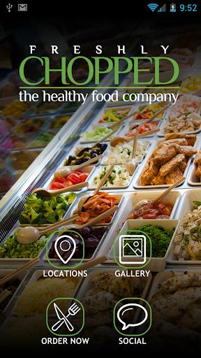 Chopped - Healthy Food Company