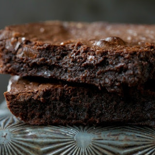 The Best Fudgy Brownies (Grain-Free, Paleo, Gluten Free).