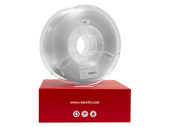 Raise3D Transparent Premium PC Filament - 1.75mm (1kg)