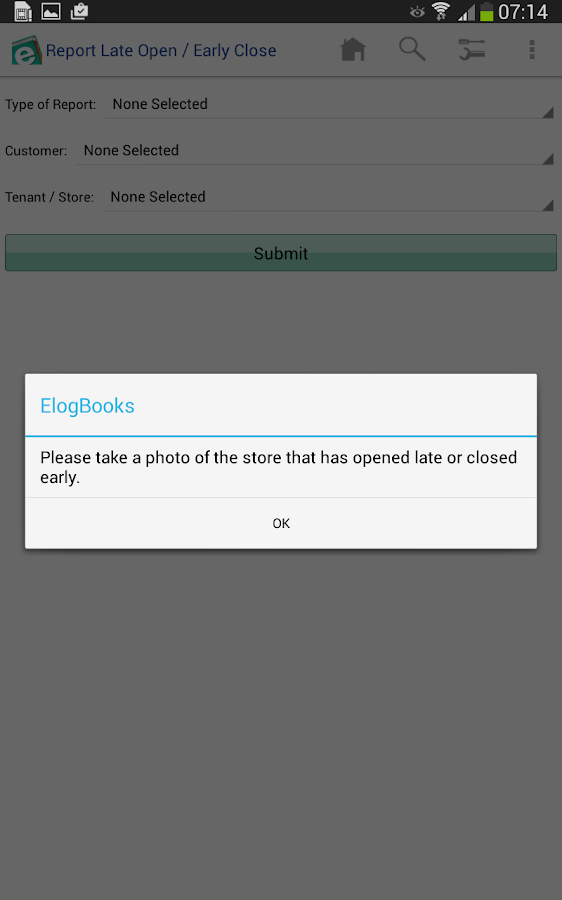 elogbooks ENGINEER- screenshot