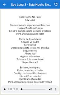 Soy Luna – Hits Music Lyrics 4