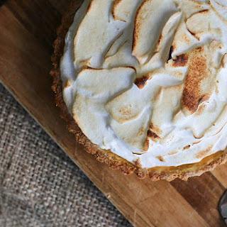 Sugar Free Lemon Meringue Pie