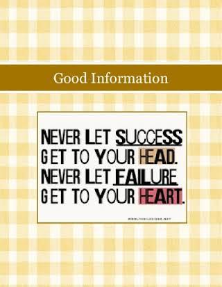Good Information