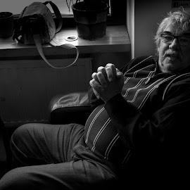 Foto by Dušan Gajšek - People Portraits of Men