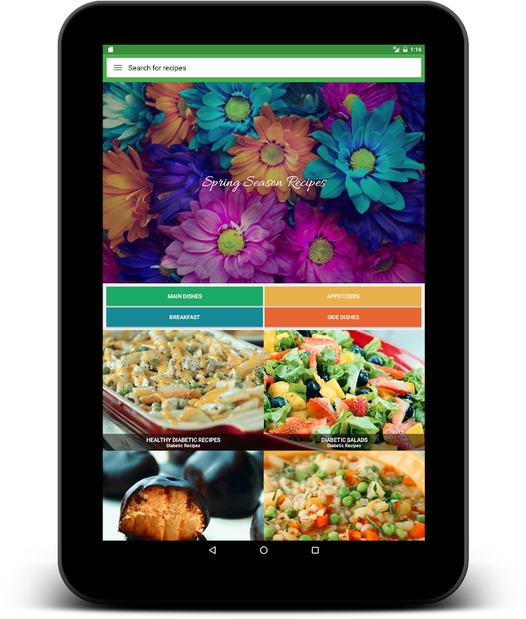 Diabetic recipes healthy food android apps on google play diabetic recipes healthy food screenshot forumfinder Gallery
