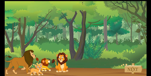 REVENGE OF THE LION screenshot 3
