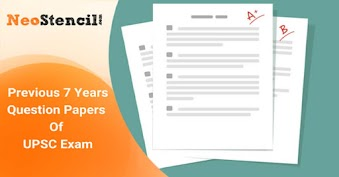 Previous Year UPSC Question Papers - Prelims and Mains Exam (2011-2019)