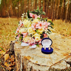 Wedding photographer Elena Zheneveva (ElenaEKuznetsova). Photo of 09.11.2014