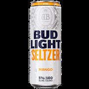 Canned Bud Lt Seltzer Mango