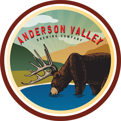 Logo for Anderson Valley Tap Takeover