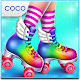 Roller Skating Girls - Dance on Wheels apk