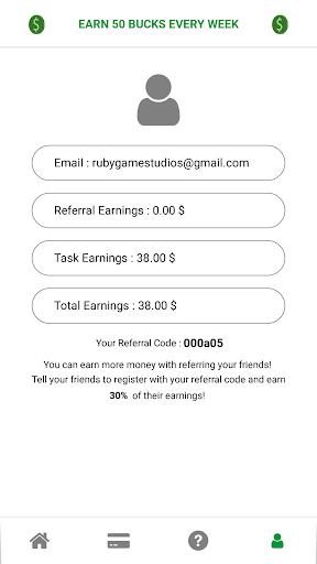 Earn 50 Bucks - Make Money From Home screenshot 5