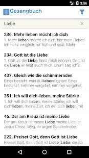 NAK Gesangbuch - náhled