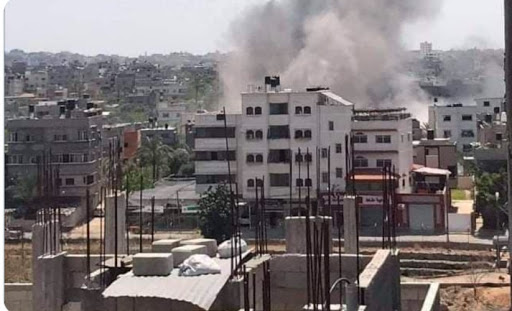 Escalation from the Gaza Strip – Operation Guardian of the Walls Updated to Noon, May 12, 2021