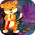 Best Escape Game 496 Writing Tiger Rescue Game