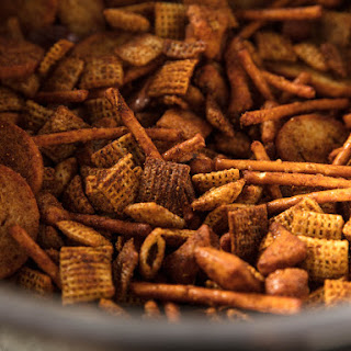 Chaat-Spiced Chex Mix Recipe