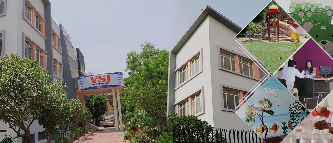 The Best Play Schools in Jaipur: VSI International School