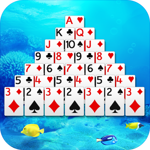 Pyramid Solitaire 2.9.477