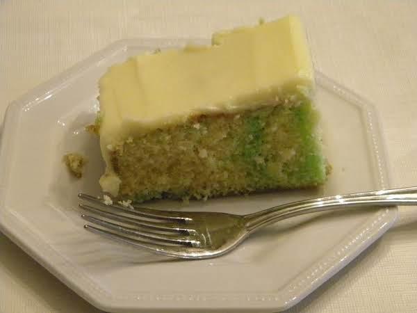 Lemon-lime Refrigerator Poke Cake Recipe