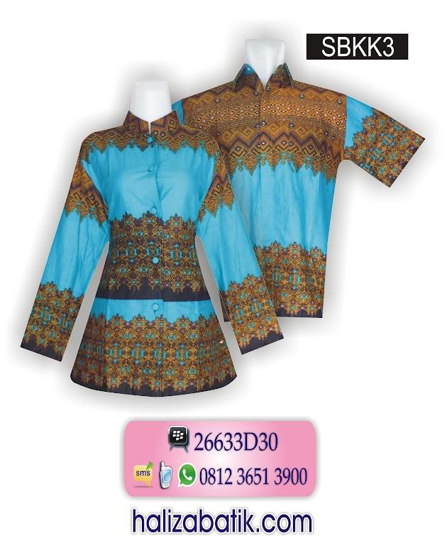 desain baju batik modern, grosir baju murah, batik wanita