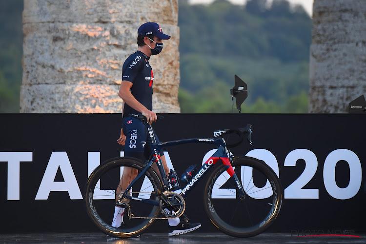 """Niet-selectie en Ineos-debacle in Tour geen thema meer voor Geraint Thomas: """"Wil strijden voor de eindzege in Giro"""""""