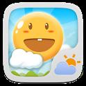 Cute Garden GO Weather Widget icon