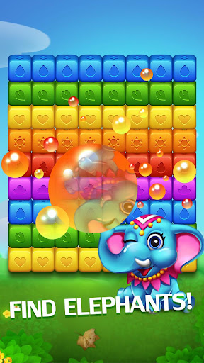 Happy Fruits Bomb - Cube Blast 1.8.3935 screenshots 4