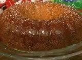Coconut Pound Cake With Glaze
