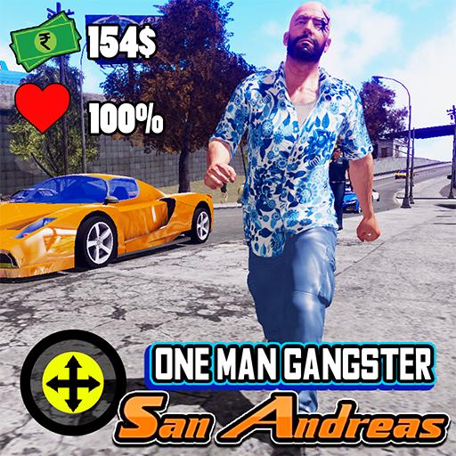 Baixar One Man Gangster: San Andreas para Android