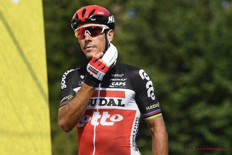 """Philippe Gilbert hoopvol: """"Seizoen starten zoals het gepland is"""""""