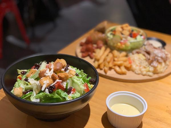 美食|台北|石牌|超高CP值早午餐推薦。早寧午食@尼克島