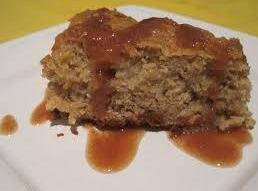 Carmel Apple Cake Recipe