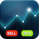 Forex Trading Game - EURUSD icon