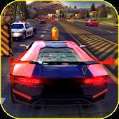 GT Traffic City Racing Car