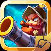 Clash of Fortress: حرب الأبطال