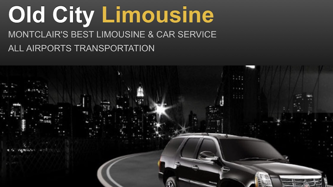Montclair Old City Limousine Airport Car Service Limousine