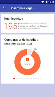 Vagas de empregos screenshot 06