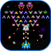 Galaxia Attack:Space Invaders