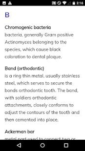 Dental Dictionary - náhled