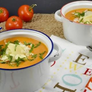 Creamy Tomato Soup With Fresh Tomatoes Recipes