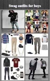 Swag oblečení pro chlapce - náhled