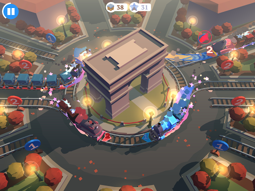 Train Conductor World - screenshot