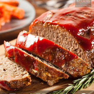 The Best Quick Easy Meatloaf